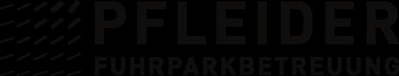 Pfleider Fuhrparkbetreuung Logo